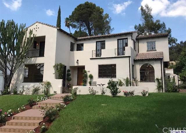 413 Ross Street, Glendale, CA 91207 (#319004011) :: The Brad Korb Real Estate Group