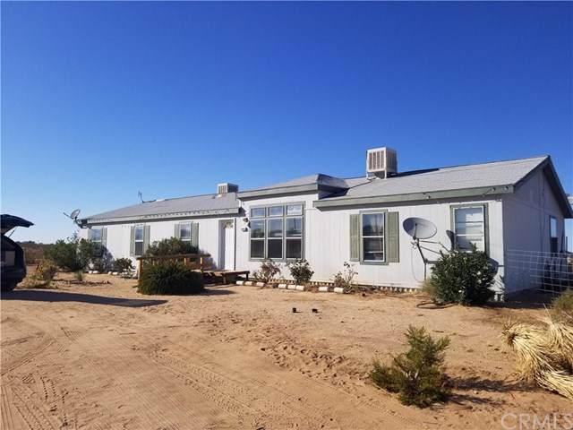 60422 Stearman Street, Landers, CA  (#JT19238346) :: The Laffins Real Estate Team