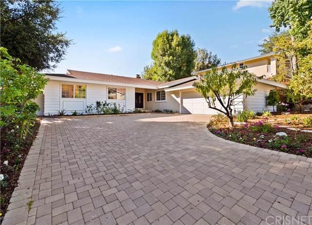 4223 Meadow Lark Drive, Calabasas, CA 91302 (#SR19238254) :: DSCVR Properties - Keller Williams