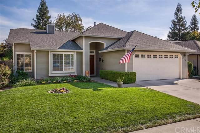 243 Legacy Lane, Chico, CA 95973 (#SN19238806) :: The Laffins Real Estate Team