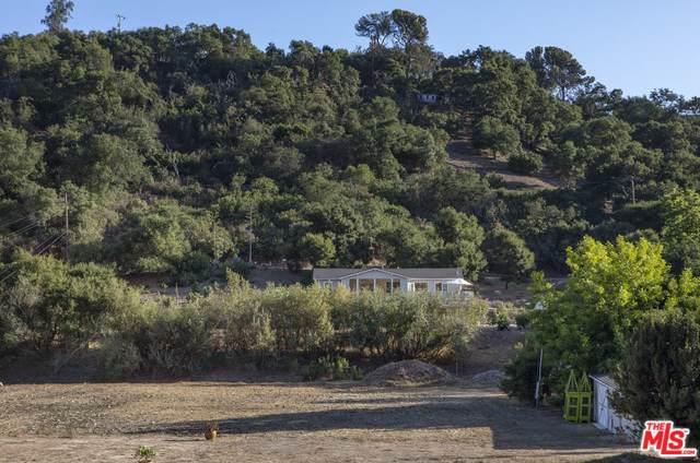 7170 Gobernador Canyon Road, Carpinteria, CA 93013 (#19519022) :: RE/MAX Parkside Real Estate