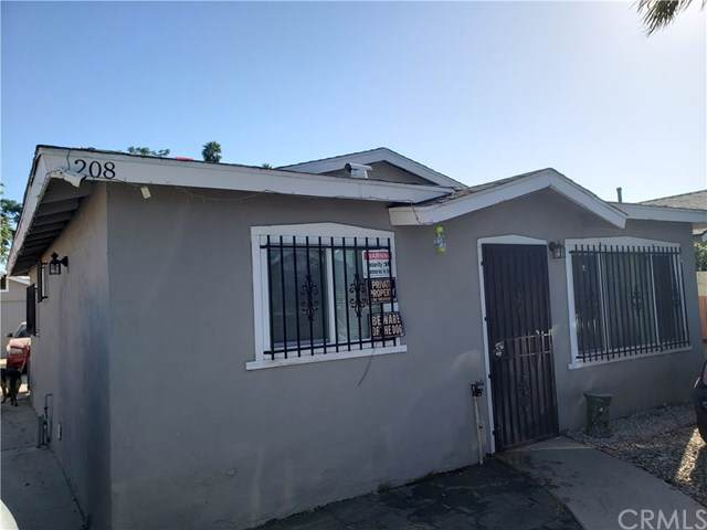 208 E 76th Street, Los Angeles (City), CA 90003 (#DW19238910) :: RE/MAX Empire Properties