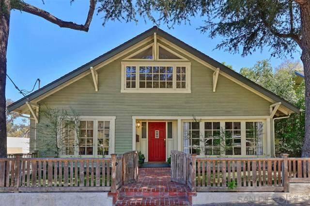4337 Hawk Street, San Diego, CA 92103 (#190055496) :: J1 Realty Group