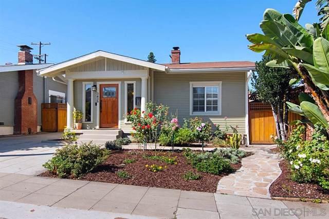3436 Herbert Street, San Diego, CA 92103 (#190055503) :: OnQu Realty