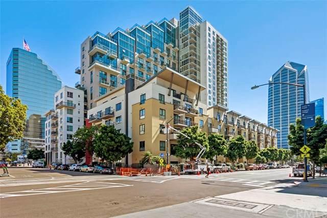 1277 Kettner Boulevard #109, San Diego, CA 92101 (#OC19238248) :: Better Living SoCal