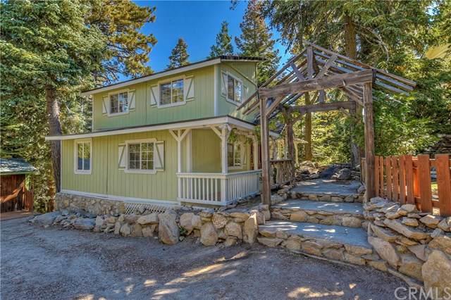 702 Lodge Lane, Twin Peaks, CA 92391 (#EV19239358) :: Allison James Estates and Homes