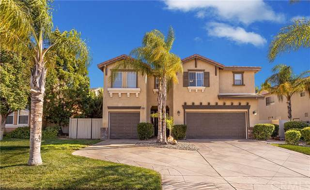 34003 Abbey Road, Temecula, CA 92592 (#SW19239037) :: Allison James Estates and Homes