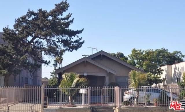 1443 W Vernon Avenue, Los Angeles (City), CA 90062 (#19518744) :: Z Team OC Real Estate