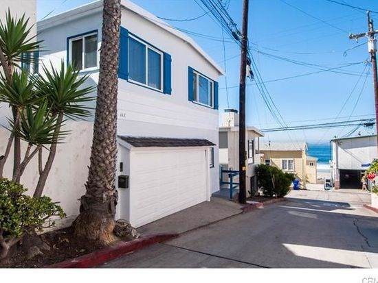 116 Seaview Street, Manhattan Beach, CA 90266 (#SB19239290) :: The Parsons Team