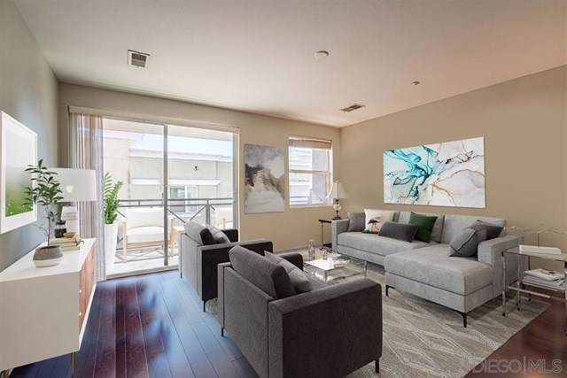 3650 5Th Ave #513, San Diego, CA 92103 (#190055565) :: J1 Realty Group