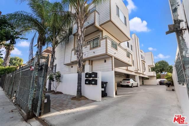 129 S Westmoreland Avenue #102, Los Angeles (City), CA 90004 (#19518722) :: Team Tami