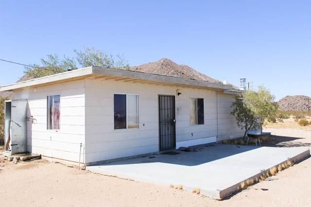 59875 Lorraine Avenue, Landers, CA 92285 (#JT19234598) :: The Laffins Real Estate Team