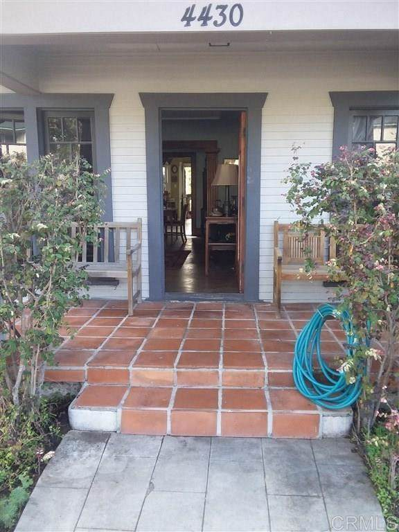 4430 Hamilton St, San Diego, CA 92116 (#190055630) :: OnQu Realty