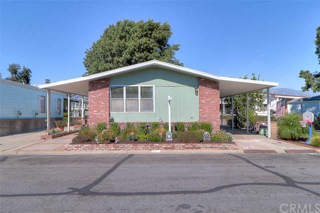 929 E Foothill Boulevard #51, Upland, CA 91786 (#CV19237062) :: Z Team OC Real Estate