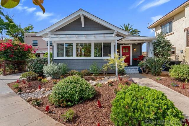 1755 Fort Stockton Dr, San Diego, CA 92103 (#190055673) :: J1 Realty Group