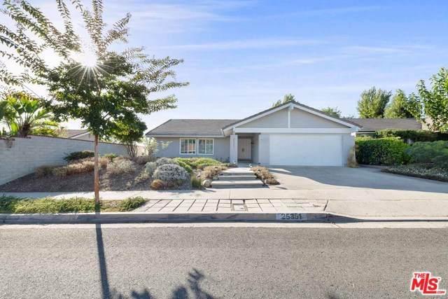 25351 De Salle Street, Laguna Hills, CA 92653 (#19519248) :: Fred Sed Group
