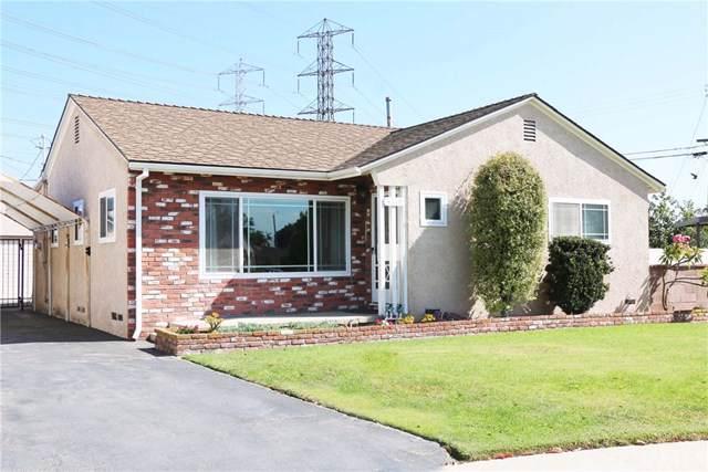 4619 Towers Street, Torrance, CA 90503 (#SB19239959) :: Millman Team