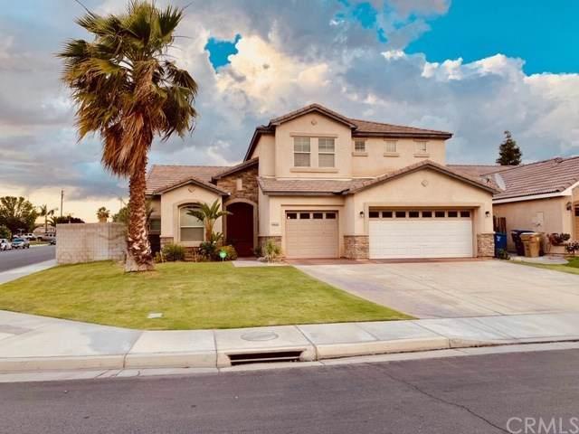 5310 Fountain Grass Avenue, Bakersfield, CA 93313 (#OC19240057) :: Z Team OC Real Estate