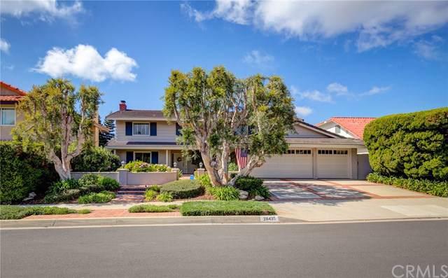 28435 Covecrest Drive, Rancho Palos Verdes, CA 90275 (#PV19237461) :: Millman Team