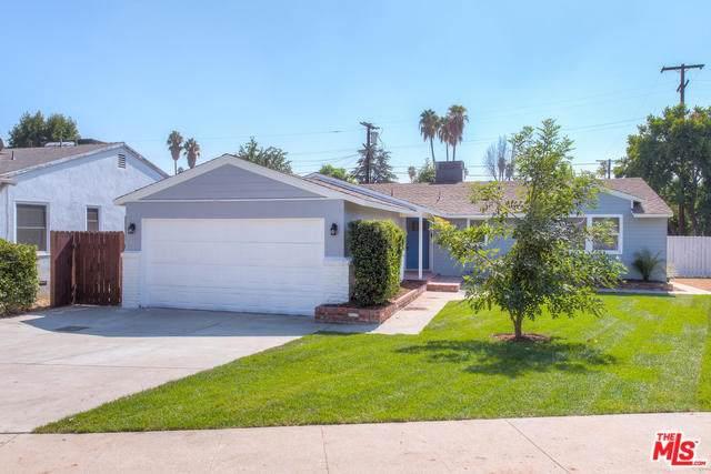 17218 Wyandotte Street, Van Nuys, CA 91406 (#19519172) :: Keller Williams Realty, LA Harbor