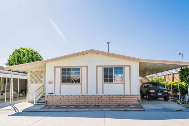 46618 Madison Street #56, Indio, CA 92201 (#219031571PS) :: J1 Realty Group