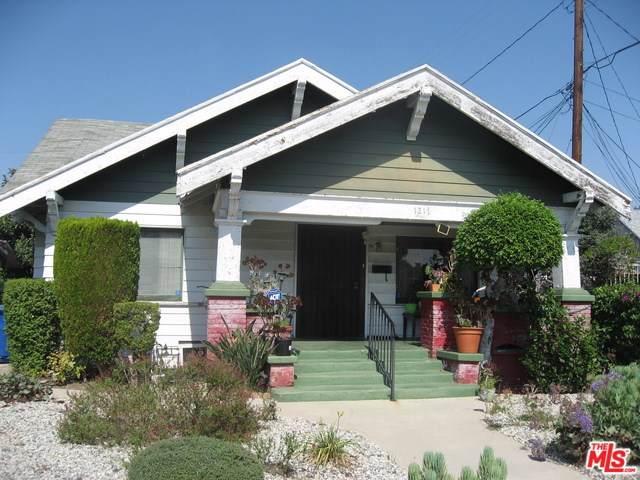 1217 W 49TH Street, Los Angeles (City), CA 90037 (#19519502) :: RE/MAX Empire Properties