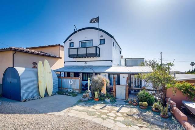 690 S Ocean Avenue, Cayucos, CA 93430 (#SP19240434) :: RE/MAX Parkside Real Estate