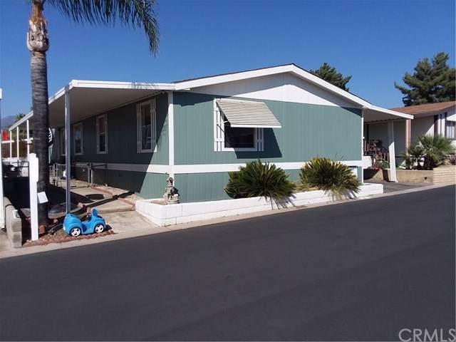 2140 Mentone Boulevard #18, Mentone, CA 92359 (#EV19240484) :: Rogers Realty Group/Berkshire Hathaway HomeServices California Properties