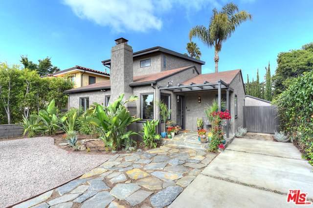 2343 Ashland Avenue, Santa Monica, CA 90405 (#19518396) :: Team Tami