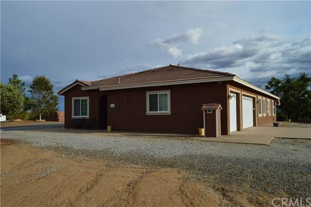 53875 Old Comanche Trail, Anza, CA 92539 (#IG19231349) :: Allison James Estates and Homes