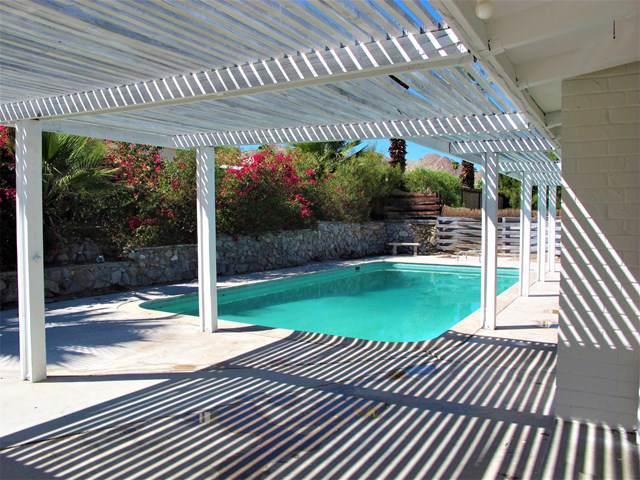 71795 San Gorgonio Road, Rancho Mirage, CA 92270 (#219031585DA) :: J1 Realty Group