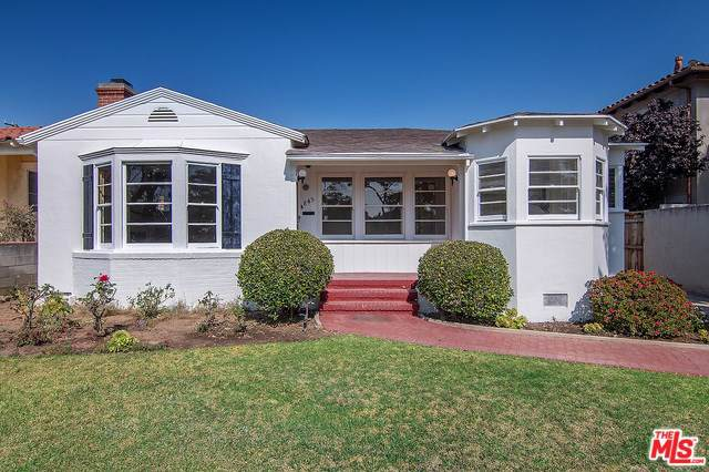 845 Harvard Street, Santa Monica, CA 90403 (#19519146) :: Team Tami