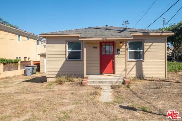 18530 Mansel Avenue, Redondo Beach, CA 90278 (#19519624) :: Millman Team