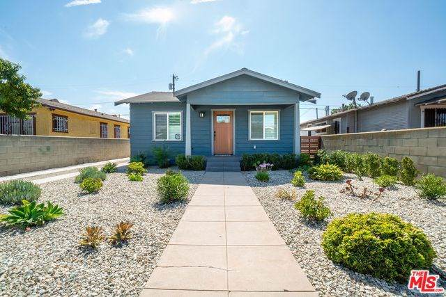 1442 W 71ST Street, Los Angeles (City), CA 90047 (#19519690) :: Z Team OC Real Estate