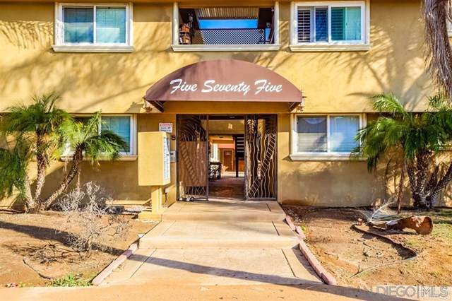 575 7th St #104, Imperial Beach, CA 91932 (#190055940) :: J1 Realty Group