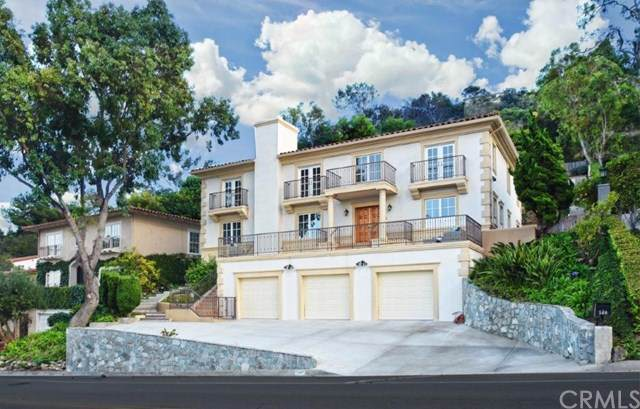 560 Via Del Monte, Palos Verdes Estates, CA 90274 (#PV19240719) :: Millman Team
