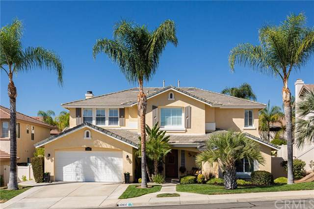 43937 Alencon Court, Temecula, CA 92592 (#SW19240161) :: The Costantino Group | Cal American Homes and Realty