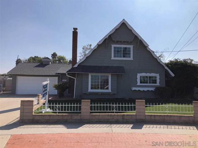 207 Los Soneto Dr, San Diego, CA 92114 (#190055974) :: Provident Real Estate