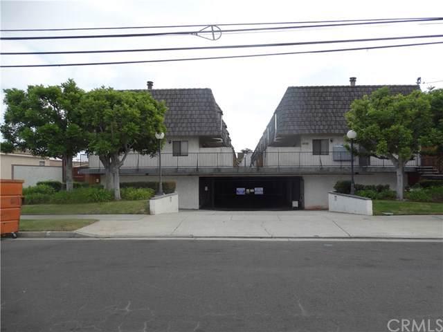 14928 Halldale Avenue #6, Gardena, CA 90247 (#PW19239698) :: Keller Williams Realty, LA Harbor