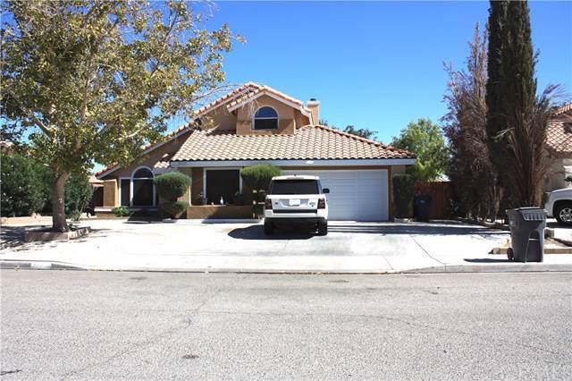 44522 Avenida Del Rio, Lancaster, CA 93535 (#CV19241110) :: Z Team OC Real Estate