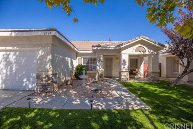 1767 W Avenue H5, Lancaster, CA 93534 (#SR19240123) :: Z Team OC Real Estate