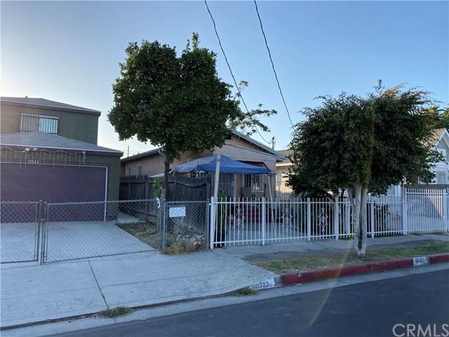 10321 Grape Street, Los Angeles (City), CA 90002 (#EV19240669) :: Rogers Realty Group/Berkshire Hathaway HomeServices California Properties