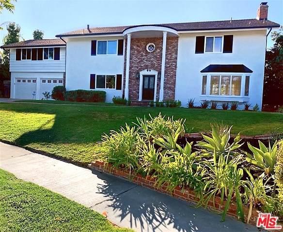 4157 Bon Homme Road, Calabasas, CA 91302 (#19517954) :: DSCVR Properties - Keller Williams