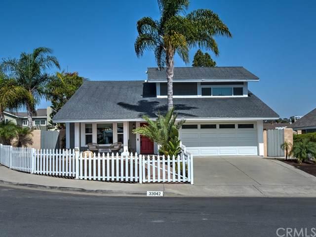 33042 Buccaneer Street, Dana Point, CA 92629 (#OC19239606) :: The Danae Aballi Team