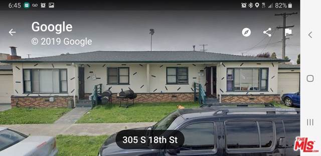 303 S 18th Street, Richmond, CA 94804 (#19512080) :: J1 Realty Group