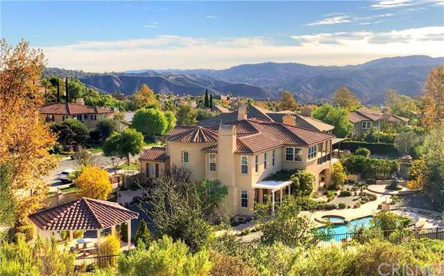 26962 Alsace Drive, Calabasas, CA 91302 (#SR19241332) :: Fred Sed Group
