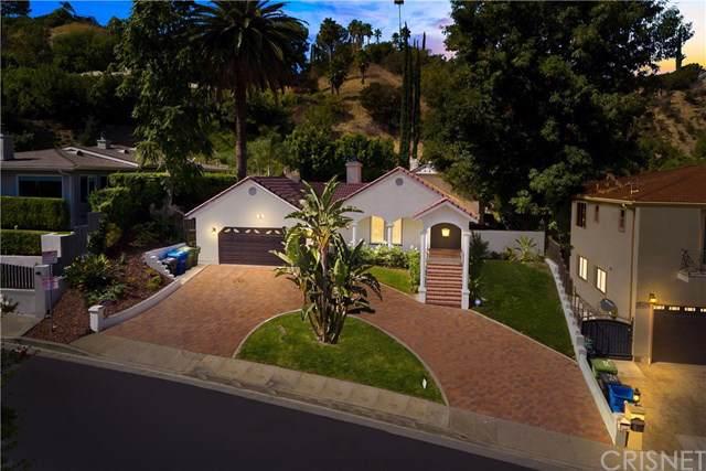 4405 Alonzo Avenue, Encino, CA 91316 (#SR19241334) :: Berkshire Hathaway Home Services California Properties