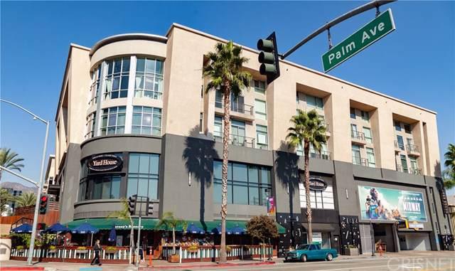 250 N First Street #419, Burbank, CA 91502 (#SR19241372) :: Provident Real Estate