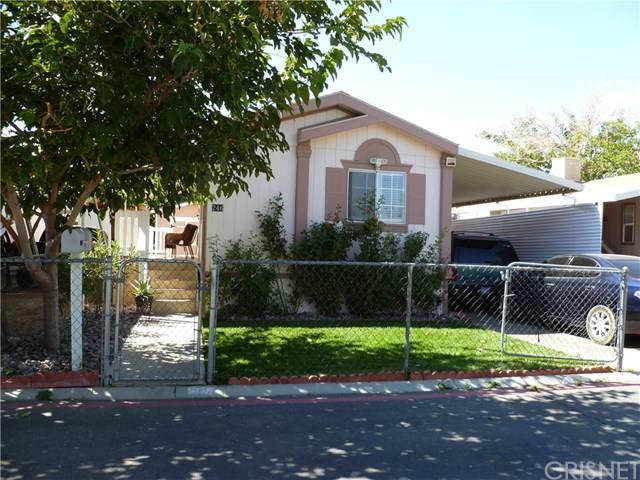 45800 Challenger Way #246, Lancaster, CA 93535 (#SR19239853) :: Z Team OC Real Estate