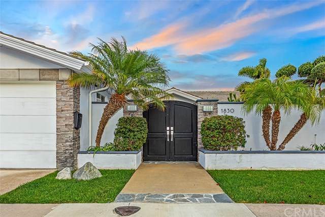 1830 Galaxy Drive, Newport Beach, CA 92660 (#NP19225311) :: The Danae Aballi Team